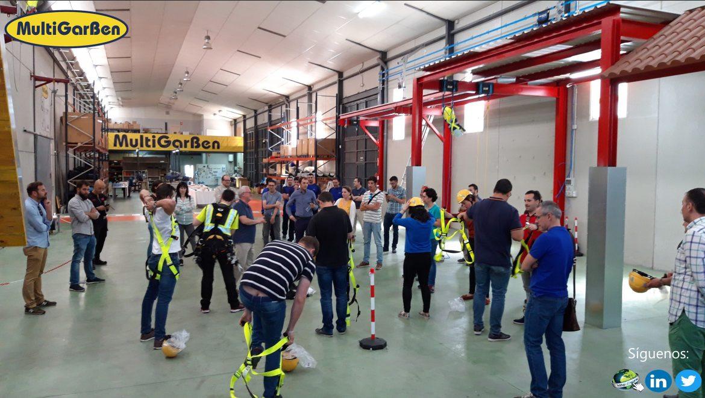 Jornada Práctica sobre Trabajos en Altura y Seguridad en Invernaderos