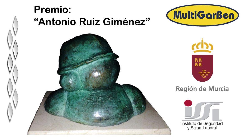 """Acto de entrega del premio """"Antonio Ruiz Giménez"""" de buenas prácticas en prevención al Grupo MultiGarBen"""